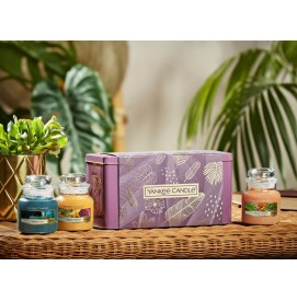 Geschenkset mit 3x 104g Housewarmer Last Paradise Collection
