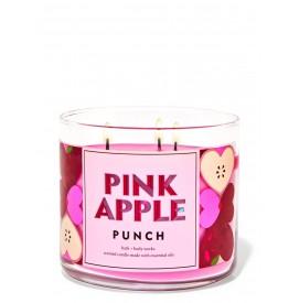 Pink Apple Punch - 3-Docht...