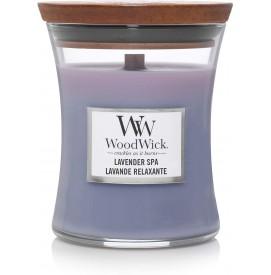 Lavender Spa Mittleres Glas...
