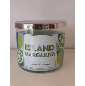 Island Margarita - 3-Docht...