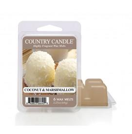 Coconut & Marshmallow Wax...
