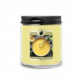 Lemon Vanilla Cake Batter...