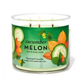 Cucumber Melon - 3-Docht...