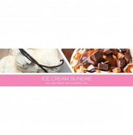 Ice Cream Sundae 411g 3-Docht