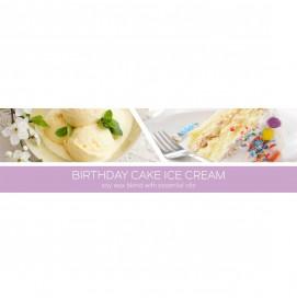 Birthday Cake Ice Cream 411g 3-Docht