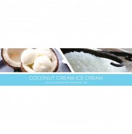 Coconut Cream Ice Cream 411g 3-Docht