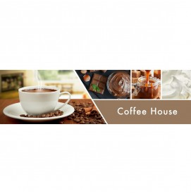 Coffee House 411g 3-Docht