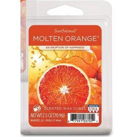 Molten Orange...