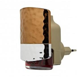 Duftstecker ScentPlug Hammered Copper