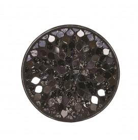 Black Mirror Teardrop Schirm-Set