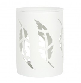 White Feather Duftlampe
