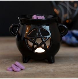 Pentagram Kessel Cauldron...