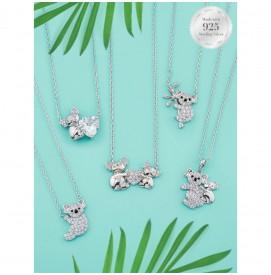 Duftkerze Koala (Halskette)