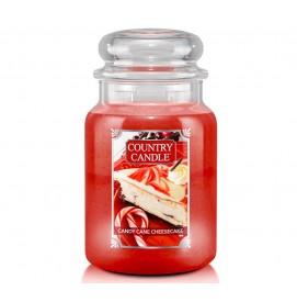 Candy Cane Cheesecake (23...