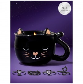 Duftkerze Meow! Black Cat...