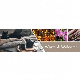 Warm & Welcome Wax Melts 59g
