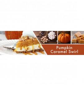 Pumpkin Caramel Swirl Wax Melts 59g