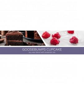 Goosebumps Cupcake - Halloween Collection 411g 3-Docht