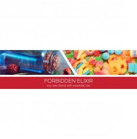 Forbidden Elixir - Halloween Collection 411g 3-Docht
