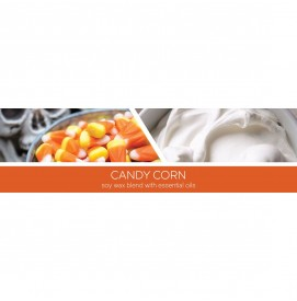 Candy Corn - Halloween Collection 411g 3-Docht