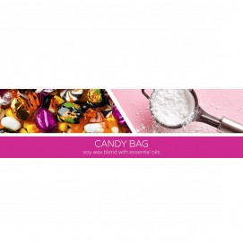 Candy Bag - Halloween Collection 411g 3-Docht