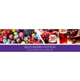 Boo Berry Potion - Halloween Collection 411g 3-Docht