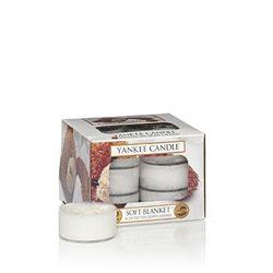 Soft Blanket Teelichter 12 Stück