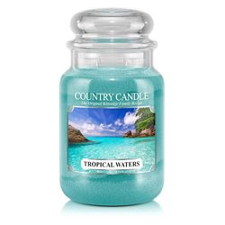 Tropical Waters (23 oz-Glas, 2-Docht)