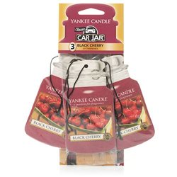 Car Jar 3er Pack Black Cherry