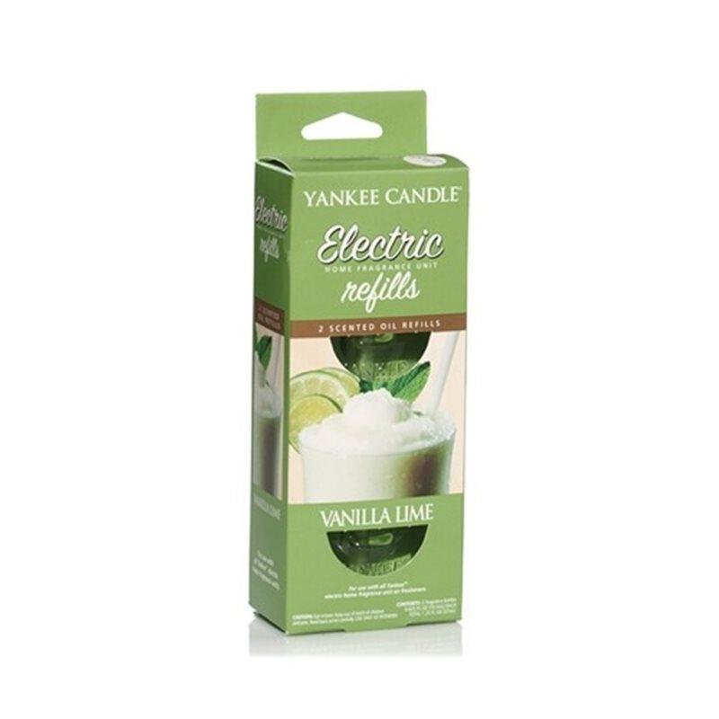 Vanilla Lime Duftstecker Nachfüllung 2x 18,5 ml