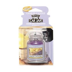 Car Jar Ultimate Lemon Lavender