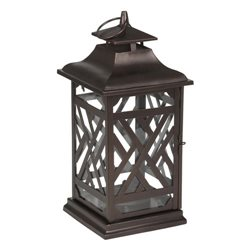 Deco Lounge Jar Holder Lantern