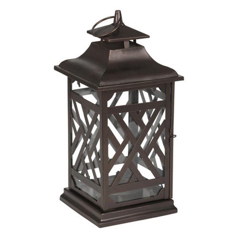 Deco Lounge Jar Holder Lantern