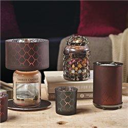 Modern Pine Cone - Jar Sleeve