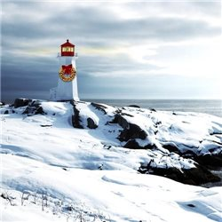 Coastal Christmas 2-Docht 411g