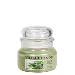 Sage & Celery 2-Docht 254g
