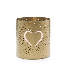 Frozen Heart Jar Holder