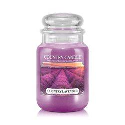 Country Lavender (23 oz-Glas, 2-Docht)