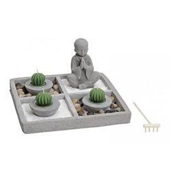 Zen Garten Teelichthalter