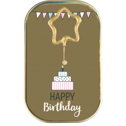 Wondercake Happy Birthday