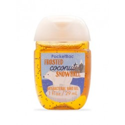 Hand-Desinfektionsgel - Frosted Coconut Snowball - 29ml