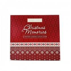 Christmas Memories Votivbuch