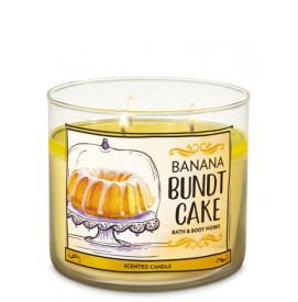 3-Docht Kerze - Banana...