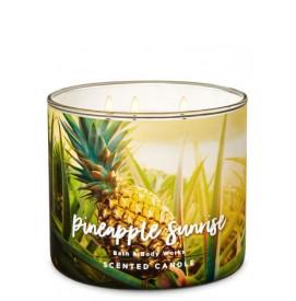 Pineapple Sunrise 3-Docht...