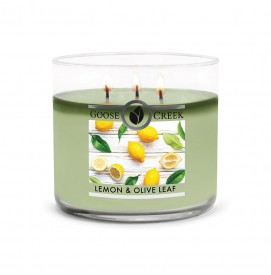 Lemon & Olive Leaf 411g...