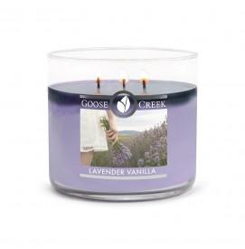 Lavender Vanilla 411g 3-Docht