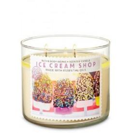 Ice Cream Shop - 3-Docht...