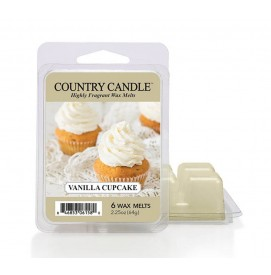 Vanilla Cupcake Wax Melts 64g
