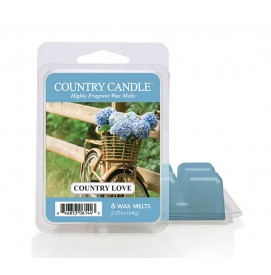 Country Love Wax Melts 64g