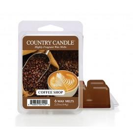 Coffee Shop Wax Melts 64g